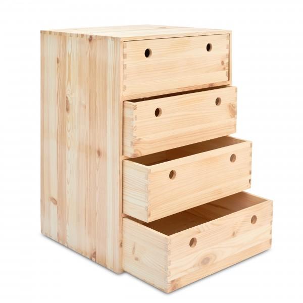 Komoda drewniana 40x35x57 cm