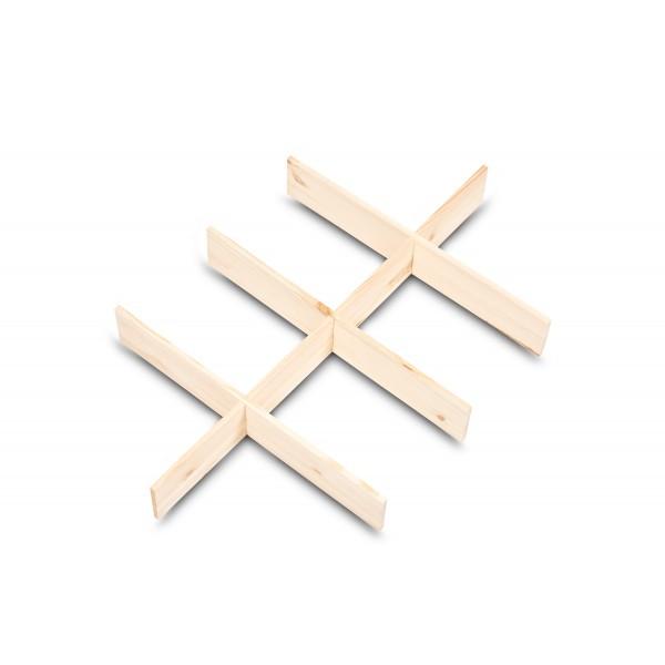 Separator drewniany 57x37x6,5cm