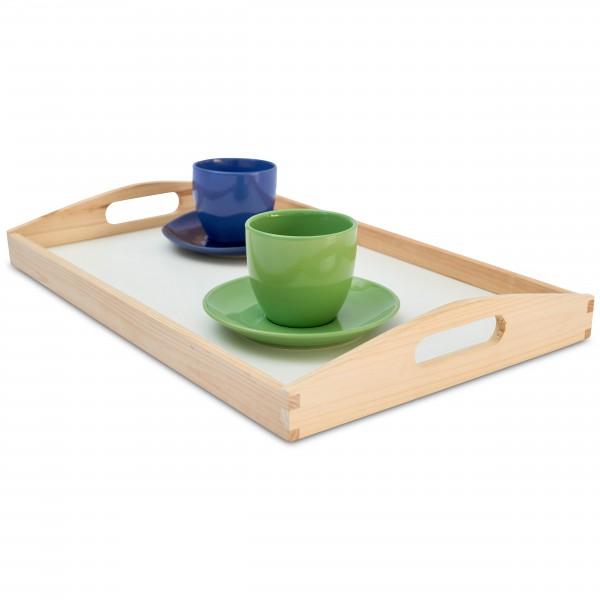 Taca drewniana 47x30x6 cm