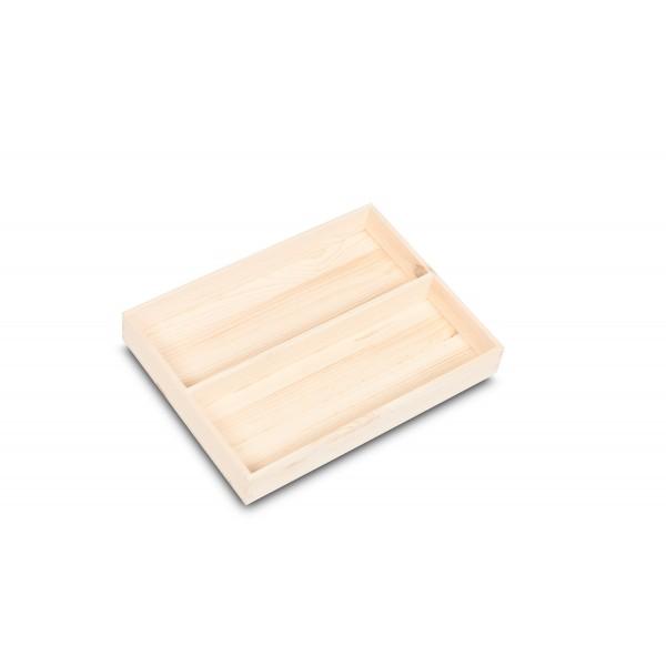 Taca drewniana 36x27x5 cm