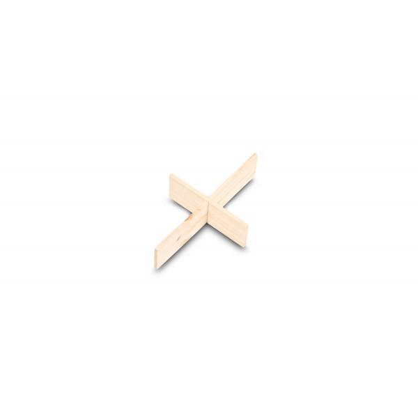 Separator drewniany 27x17x6,5 cm